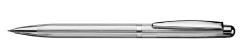 Sterling Silver Propelling Pencil - Windsor - Fine Line Sterling Silver